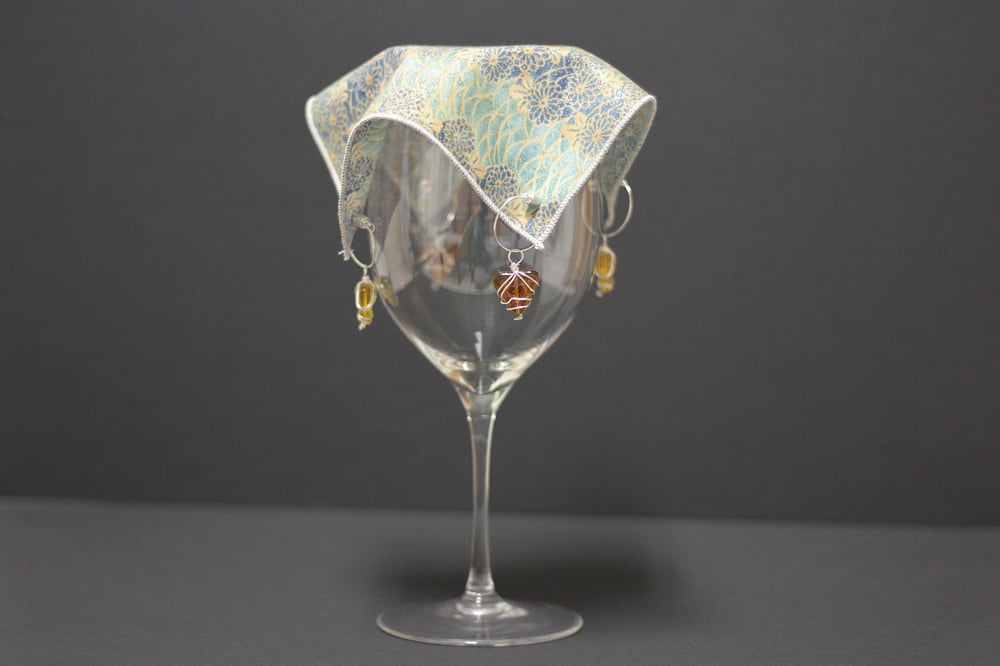 Our Asian Elegance Wine Glass Cover Yelp