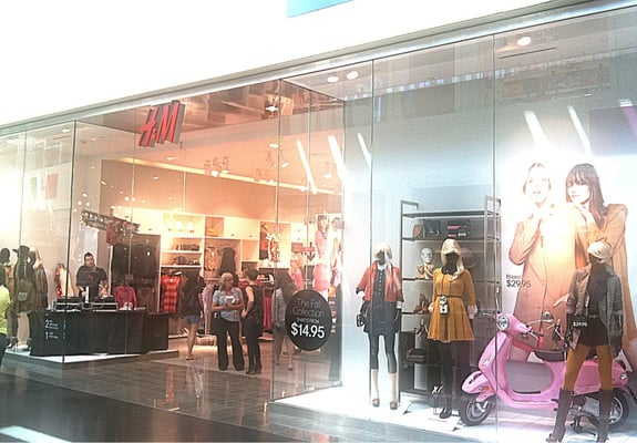 Clothing stores in dallas tx