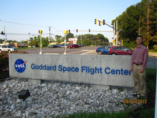 Goddard Space Flight Center Address - Pics about space