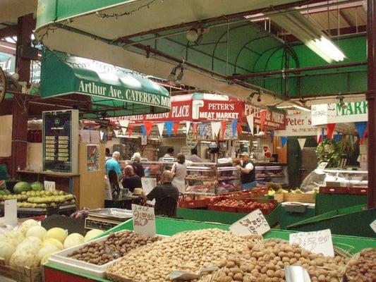 Italian Food Near Me: Arthur Avenue Retail Market