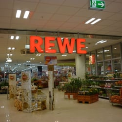 REWE, Hamburg, Germany