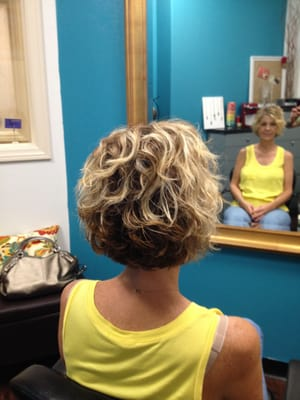 Swell Naturally Curly Hair Bob Cut Hairstyles For Women Draintrainus
