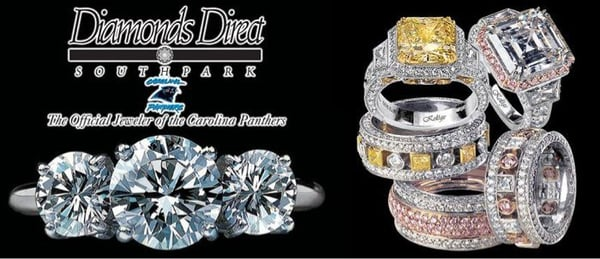 Diamonds Direct South Park Jewelry Charlotte Nc Yelp