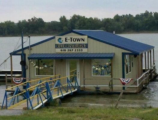 E Town Restaurant Elizabethtown Il