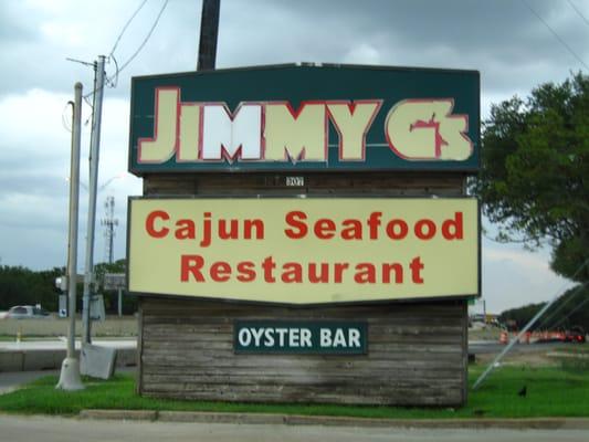 Jimmy G S Restaurant Houston Tx