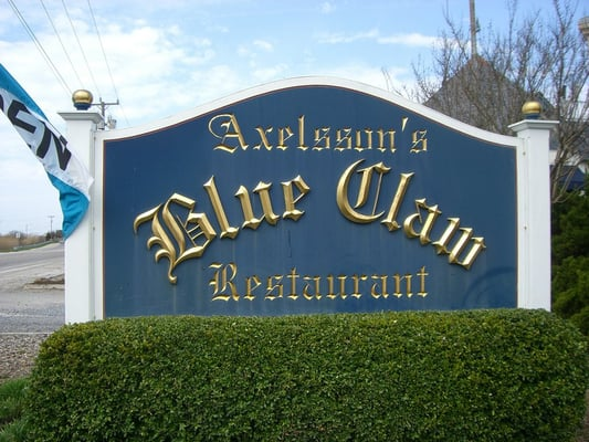 The Blue Claw Restaurant Cape May Nj