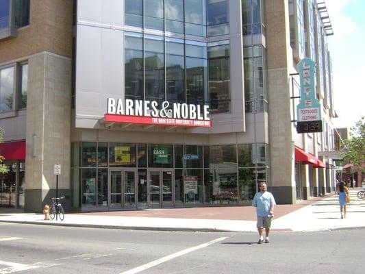 Barnes Amp Noble The Ohio State University Bookstore