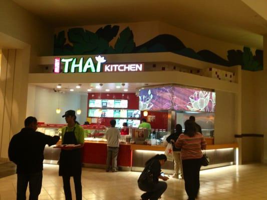 Thai Food Mission Viejo Mall