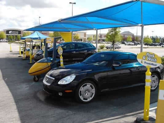 Car Wash Arlington Tx: ProntoWash Eco AutoSpa