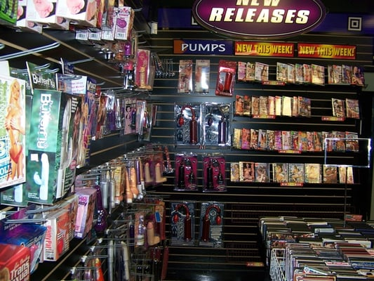 Adult video store golden gate