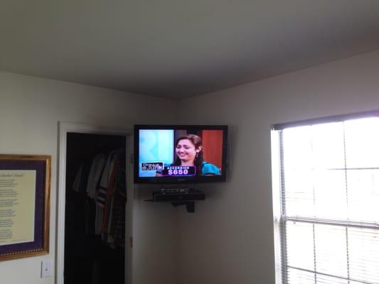 Flat Screen Tv Floating Wall Shelf 12