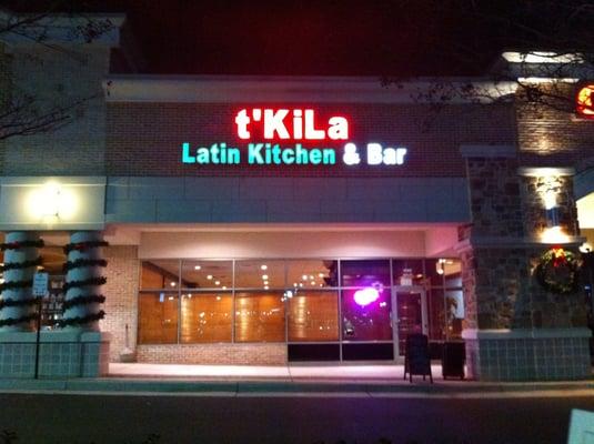 T Kila Latin Kitchen Bar