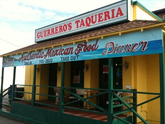 Pacifica Ca Mexican Restaurants