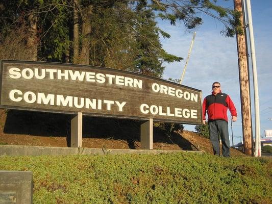 Southwestern Oregon Community College 32