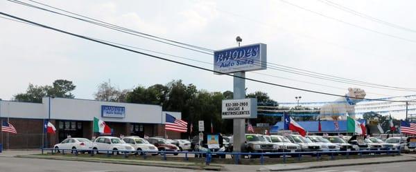 Rhodes Auto Sales: Rhodes Auto Sales