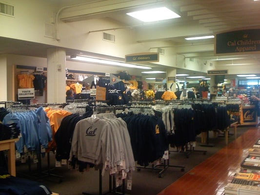 Cal clothing stores berkeley