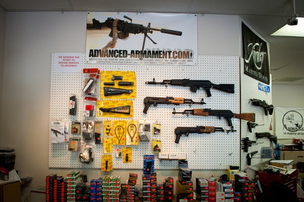 Auto Service Near Me >> The Gun Store - Sporting Goods - Cedar Park, TX - Reviews - Photos - Yelp
