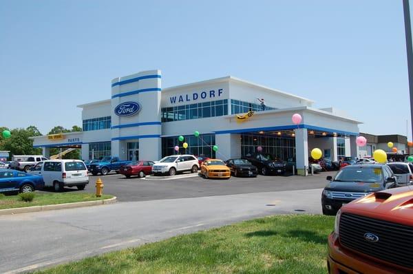waldorf ford auto repair. Black Bedroom Furniture Sets. Home Design Ideas