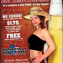 Big Texas Dance Hall Amp Saloon Dance Clubs Webster Tx