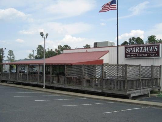 Spartacus Restaurant Durham Nc