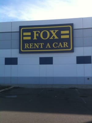 Fox Rent A Car Denver Co Reviews
