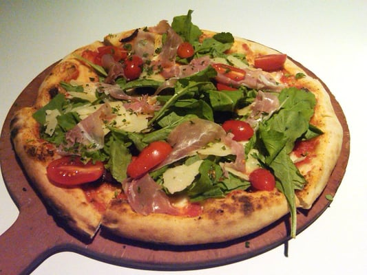 Zaza Fine Salad And Wood Oven Pizza Pizza Little Rock