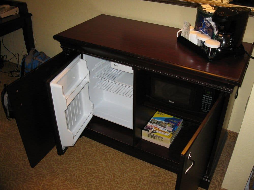 Hotel Room Refrigerator