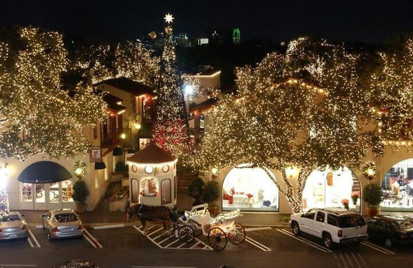 Highland Park Village - Shopping Centers - Highland Park ...