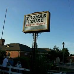 Thomas House Restaurant In Dayton Va