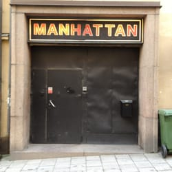 Club manhattan stockholm
