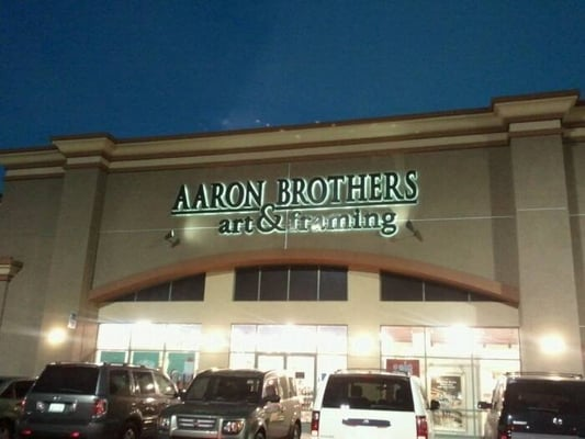 Sep 22,  · 7 reviews of Aaron Brothers Framing