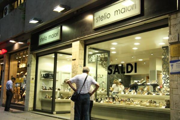 Italian Shoe Stores Near Me
