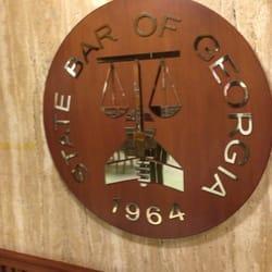 State Bar Of Georgia Lawyers Downtown Yelp