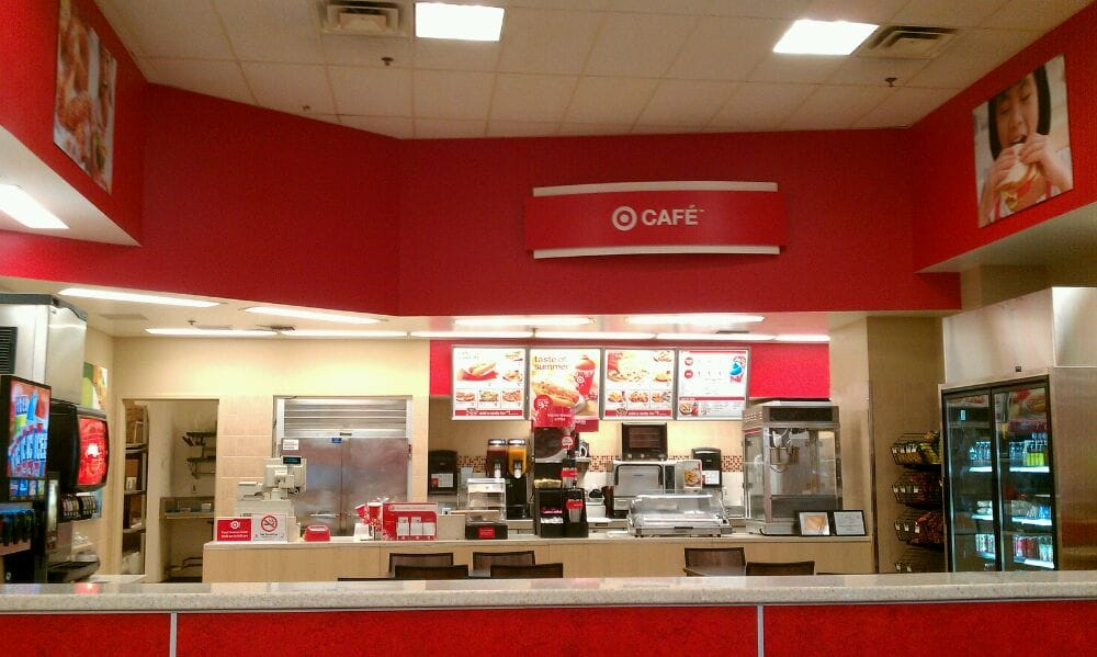 Target Food Court Menu