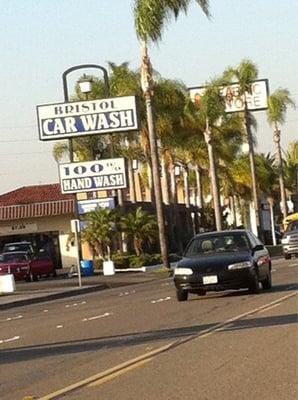 Automotive Detailing Near Me >> Bristol Speedwash Car Wash - Santa Ana, CA | Yelp