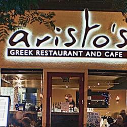 Aristos Restaurant Salt Lake City