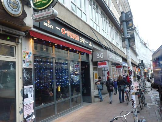 O Feuer-Bar - Sternschanze - Hamburg, Germany - Yelp