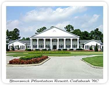 Brunswick Plantation & Golf Resort - Calabash, NC - Yelp