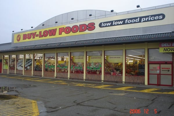 Buy Low Foods Vancouver