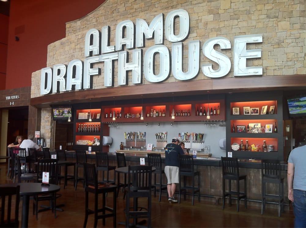 Food And Drink: Photos For Alamo Drafthouse Cinema