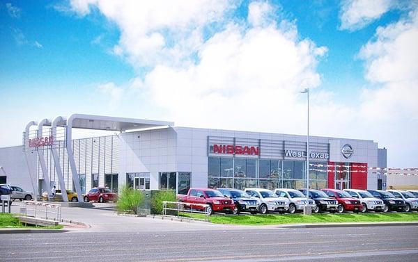 Nissan Midland Tx >> West Texas Nissan - Odessa, TX | Yelp