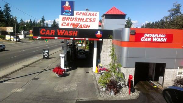 Brushless Car Wash Near Me >> General Brushless Car Wash - Everett, WA - Yelp
