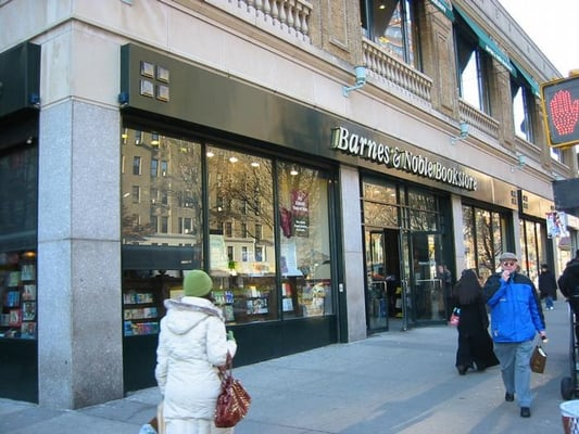 Barnes Amp Noble Booksellers Bookstores Upper West Side