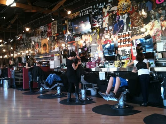 Kg Near Me >> Floyd's 99 Barbershop - Barbers - La Grange, IL - Yelp