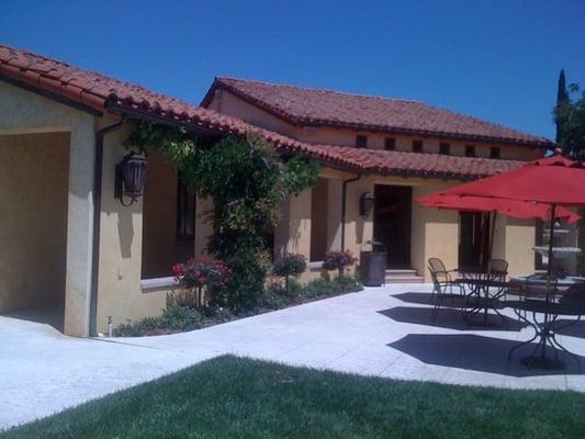 San Antonio Winery Wineries Paso Robles Ca