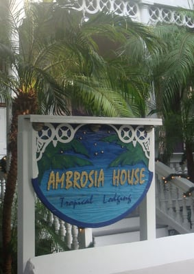 Ambrosia House Tropical Lodging